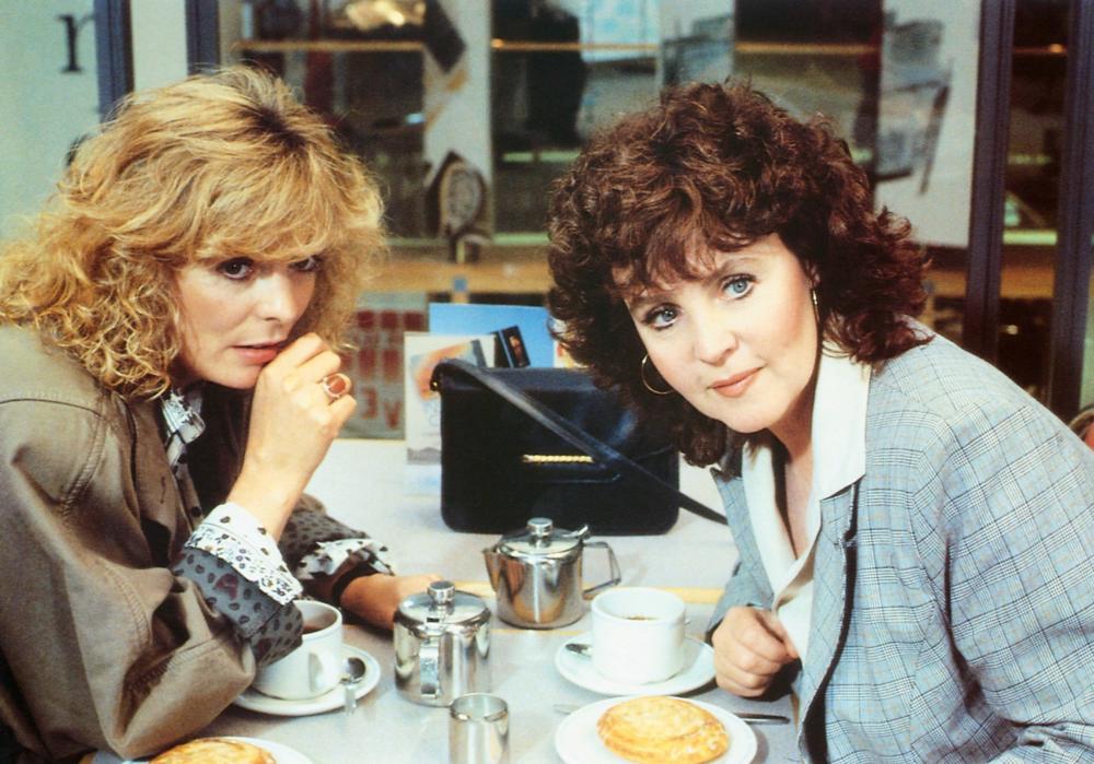 Schön SHIRLEY VALENTINE, Alison Steadman, Pauline Collins, 1989, (c) Paramount
