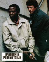 SHOOT TO KILL, Sidney Poitier, Tom Berenger, 1988, (c) Touchstone