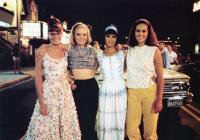 SHAG, Page Hannah, Bridget Fonda, Phoebe Cates, Annabeth Gish, 1989, (c) Hemdale Film Corp