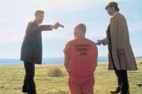 SEVEN, Brad Pitt, Kevin Spacey, Morgan Freeman, 1995, (c) New Line