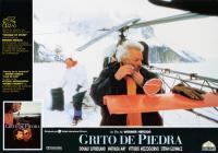 SCREAM OF STONE, (aka CERRO TORRE: SCHREI AUS STEIN, aka GRITO DE PIEDRA), Al Waxman (rear), Donald Sutherland (front), 1991, © Constantin Films