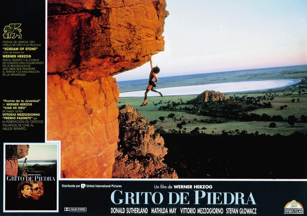 Pełna obsada - Krzyk kamienia (1991) - Filmweb