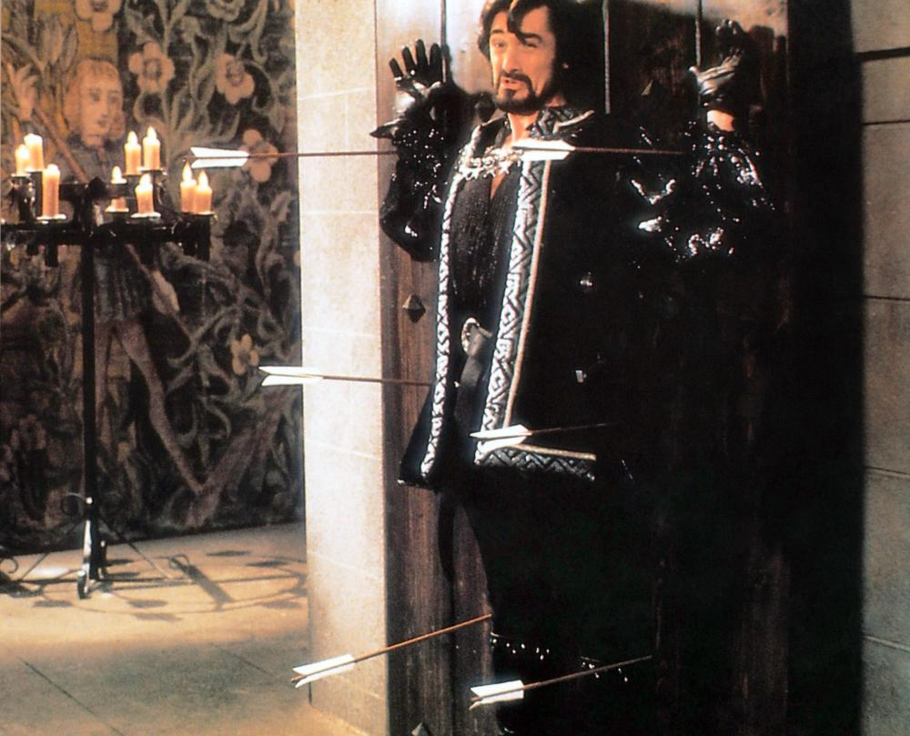 ROBIN HOOD: MEN IN TIGHTS, Roger Rees, 1993, TM & Copyright (c) 20th Century Fox Film Corp.
