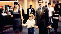 THE REAL MCCOY, from left: Kim Basinger, Zach English, Val Kilmer, 1993, © Universal