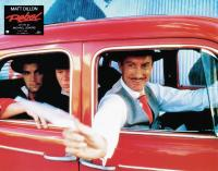 REBEL, Bryan Brown (in front seat), 1985, © Vestron Pictures