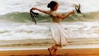 THE PIANO, Anna Paquin, 1993, © Miramax
