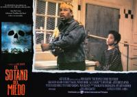 THE PEOPLE UNDER THE STAIRS, (aka EL SOTANO DEL MIEDO), from left: Ving Rhames, Brandon Adams, 1991, © Universal