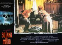 THE PEOPLE UNDER THE STAIRS, (aka EL SOTANO DEL MIEDO), Everett Mcgill (left), Ving Rhames (on floor), Wendy Robie (back to camera), 1991, © Universal
