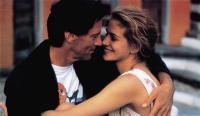 THE PELICAN BRIEF, from left: Sam Shepard, Julia Roberts, 1993, © Warner Brothers