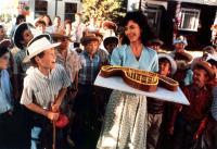PARENTHOOD, Jasen Fisher (striped shirt), Mary Steenburgen, 1989, (c) Universal
