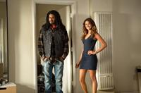 LET'S BE COPS, from left: Damon Wayans Jr., Nina Dobrev, 2014. ph: Frank Masi/TM and ©copyright Twentieth Century Fox Film Corporation. All rights reserved.
