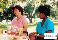 PASSION FISH, from left: Mary McDonnell, Alfre Woodard, 1992, © Miramax