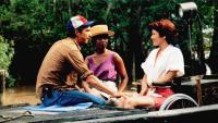 PASSION FISH, from left: David Strathaim, Alfre Woodard, Mary McDonnell, 1992, © Miramax