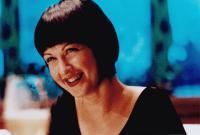 OFF AND RUNNING, Cyndi Lauper, 1991, (c) Rank Film Distributors