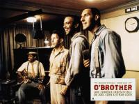 O BROTHER, WHERE ART THOU?, Chris Thomas King, Tim Blake Nelson, George Clooney, John Turturro, 2000, (c) Buena Vista
