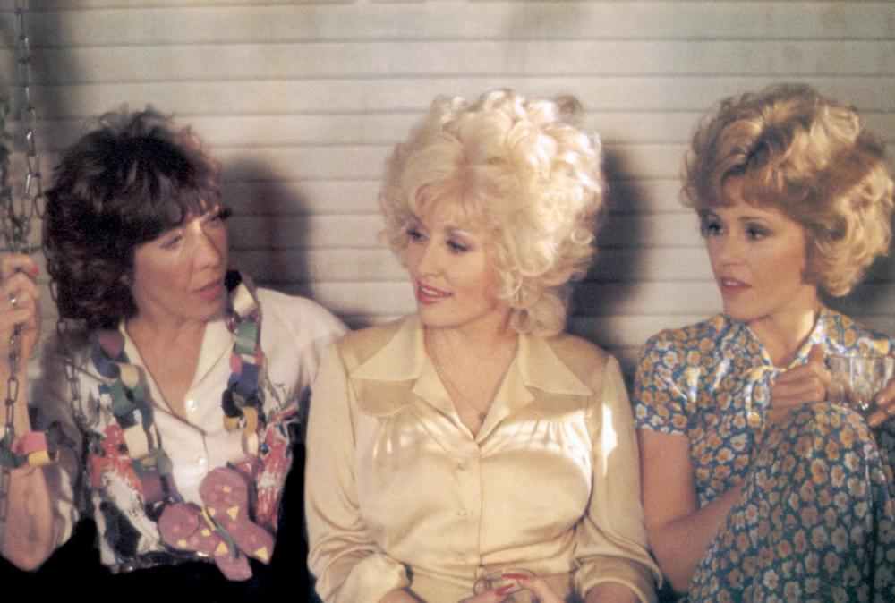 NINE TO FIVE, (aka 9 TO 5), Lily Tomlin, Dolly Parton, Jane Fonda, 1980, TM & Copyright (c) 20th Century Fox Film Corp.