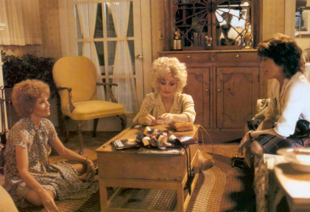 NINE TO FIVE, (aka 9 TO 5), Jane Fonda, Dolly Parton, Lily Tomlin, 1980, TM & Copyright (c) 20th Century Fox Film corp.