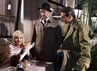 A NEW KIND OF LOVE, Joanne Woodward, George Tobias, Paul Newman, 1963
