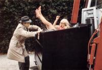 THE MAN WITH BOGART'S FACE, Robert Sacchi, Misty Rowe, 1980, TM & Copyright (c) 20th Century Fox Film Corp.