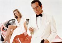 THE MAN WITH BOGART'S FACE, Michelle Phillips, Robert Sacchi, 1980, TM & Copyright (c) 20th Century Fox Film Corp.