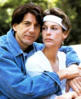 A MAN IN LOVE, (aka UN HOMME AMOUREUX), Peter Coyote, Jamie Lee Curtis, 1987, (c) Cinecom Pictures