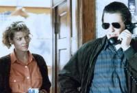 LOVE AT LARGE, Kate Capshaw, Tom Berenger, 1990, (c) Orion