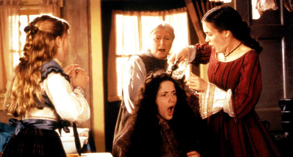 LITTLE WOMEN, Claire Danes, Florence Patterson, Trini Alvarado, Winona Ryder, 1994, (c) Columbia
