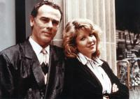 LIMIT UP, from left: Dean Stockwell, Nancy Allen, 1989. ©Medusa Pictures