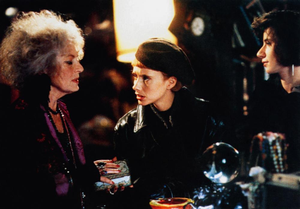 THE LINGUINI INCIDENT, from left: Viveca Lindfors, Rosanna Arquette, Eszter Balint, 1991, © Academy Entertainment