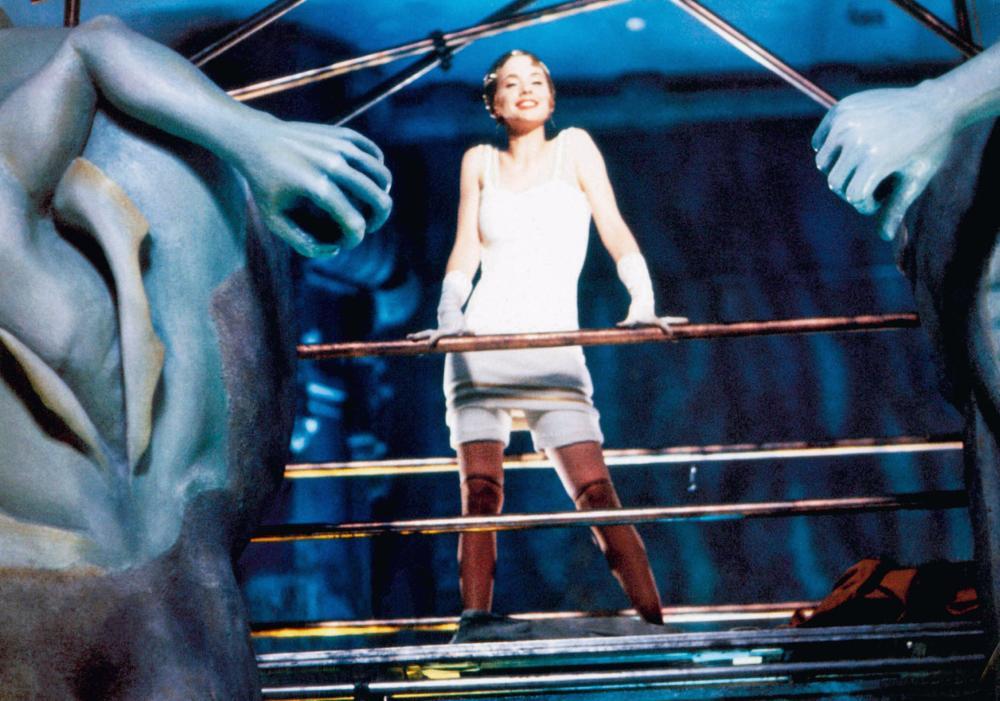 THE LINGUINI INCIDENT, Rosanna Arquette, 1991, © Academy Entertainment