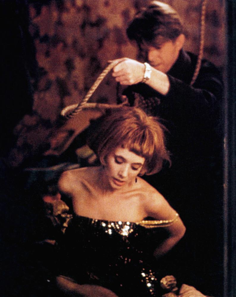 THE LINGUINI INCIDENT, Rosanna Arquette (front), 1991, © Academy Entertainment
