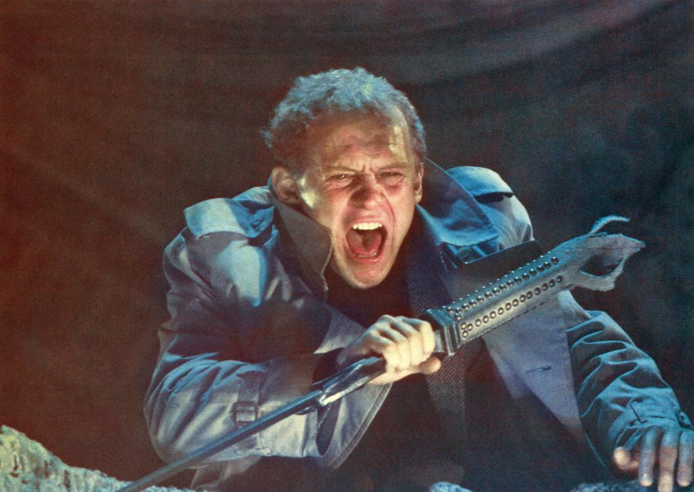 LIFEFORCE, Peter Firth, 1985. ©TriStar Pictures