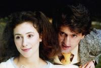 LES SOUS-DOUES, from left: Francoise Michaud, Daniel Auteuil, 1980, © AMLF