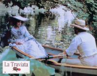 LA TRAVIATA, Teresa Stratas, Placido Domingo, 1983, (c) Universal