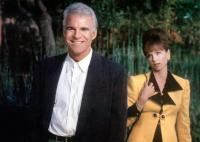 L.A. STORY, from left: Steve Martin, Marilu Henner, 1991. ©TriStar Pictures