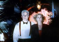 L.A. STORY, from left: Steve Martin, Victoria Tennant, 1991. ©TriStar Pictures
