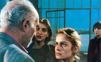 LA PURITAINE, (front) Michel Piccoli, Sandrine Bonnaire, (rear right) Sabine Azema, 1986, (c) Mk2 Diffusion