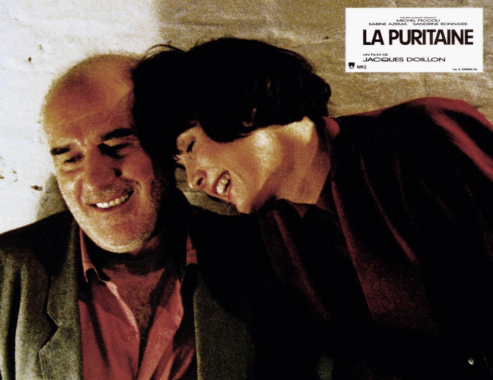 LA PURITAINE, Michel Piccoli, Sabine Azema, 1986, (c) MK2 Diffusion