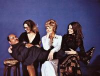 LAST OF THE RED HOT LOVERS, Alan Arkin, Sally Kellerman, Renee Taylor, Paula Prentiss, 1972
