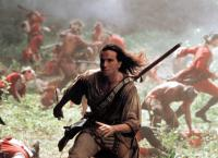 THE LAST OF THE MOHICANS, Daniel Day-Lewis, 1992. ©20th Century-Fox Film Corporation, TM & Copyright