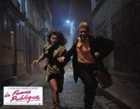 LA FEMME PUBLIQUE, from left: Valerie Kaprisky, Lambert Wilson, 1984, © Hachette Fox