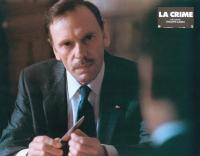 LA CRIME, (aka COVER UP), Jean-Louis Trintignant, 1983, © UGC