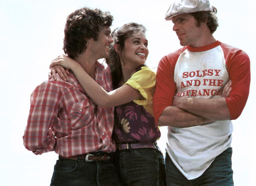 KING OF THE MOUNTAIN, Harry Hamlin, Deborah Van Valkenburgh, Joseph Bottoms, 1981, (c) Universal