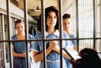 IN THE MOOD, center, Talia Balsam; back, Nitche Vo Miller, Laura Bastianelli, 1987, ©Lorimar Films /