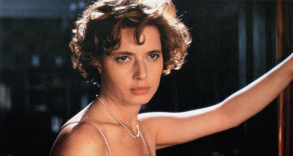 THE INNOCENT, Isabella Rossellini, 1993, © Miramax