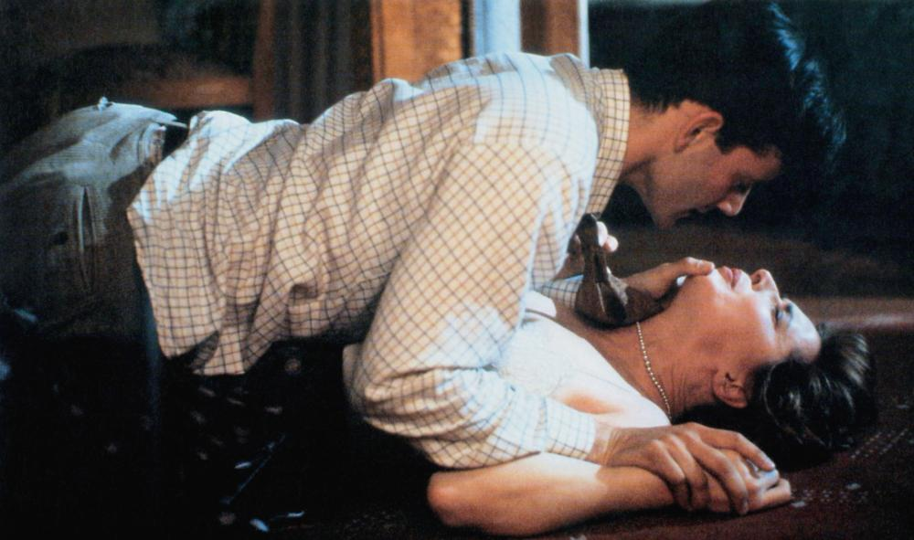 THE INNOCENT, Campbell Scott (top), Isabella Rossellini, 1993, © Miramax
