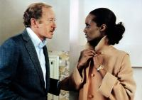 THE HUMAN FACTOR, from left: Nicol Williamson, Iman, 1979. ©MGM