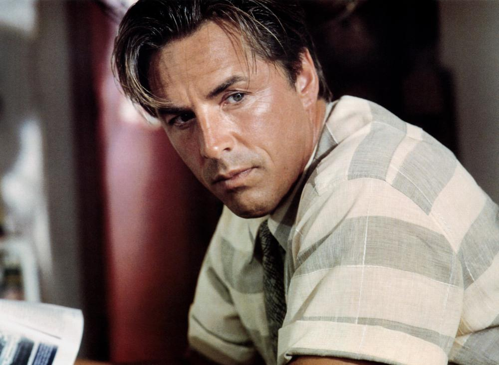 THE HOT SPOT, Don Johnson, 1990. ©Orion Pictures