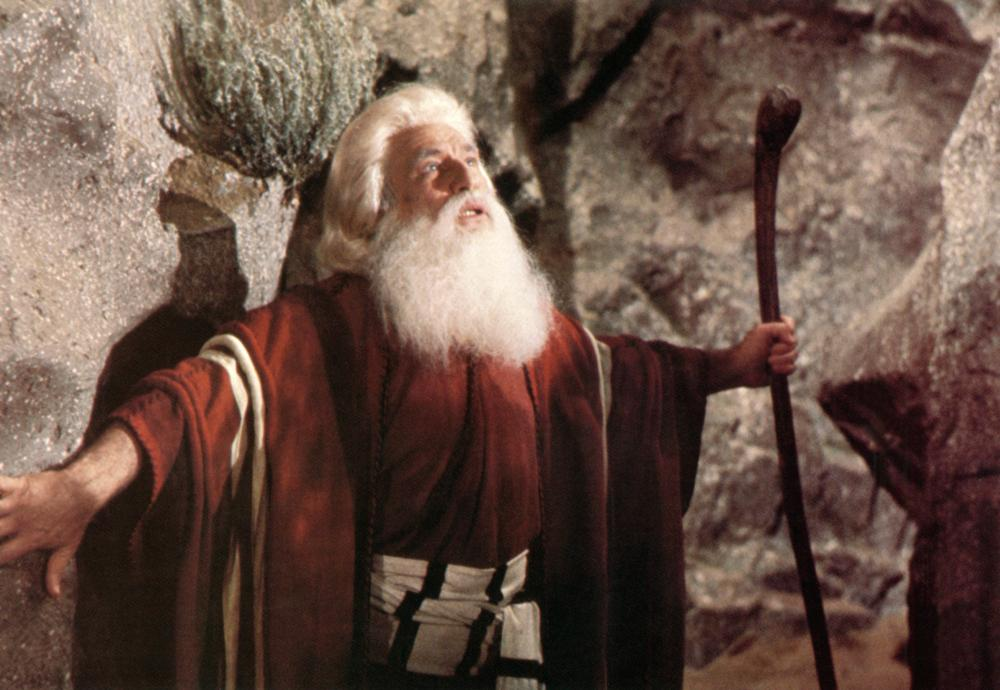 HISTORY OF THE WORLD PART I, Mel Brooks as Moses, 1981. TM and Copyright © 20th Century Fox Film Corp. All rights reserved.