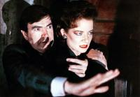 HELLRAISER, Clare Higgins (right), 1987. ©New World Pictures